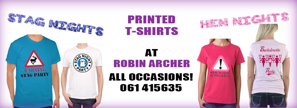 Robin-Archer-Banner-Tshirt