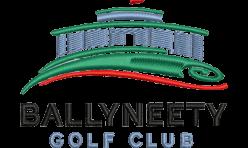 Ballyneety Golf Club Badge embroidered by Robin Archer Limerick