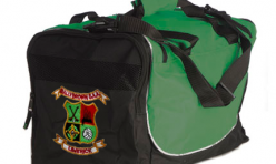 GAA Club Gearbags embroidered by Robin Archer Limerick