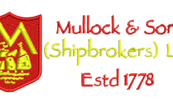 Mullock & Sons Company Logo embroidered by Robin Archer